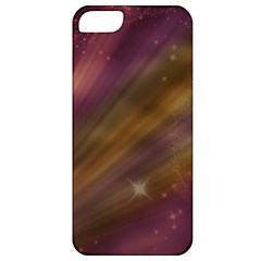 Space Orbs Stars Abstract Sky Apple Iphone 5 Classic Hardshell Case