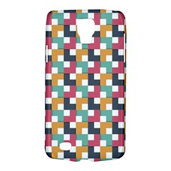 Background Abstract Geometric Samsung Galaxy S4 Active (i9295) Hardshell Case
