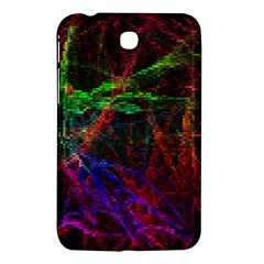 Background Abstract Cubes Square Samsung Galaxy Tab 3 (7 ) P3200 Hardshell Case