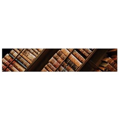Books Bookshelf Classic Collection Small Flano Scarf