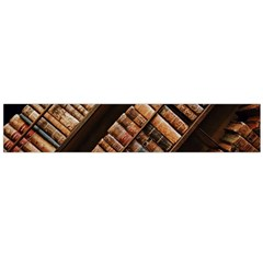 Books Bookshelf Classic Collection Large Flano Scarf