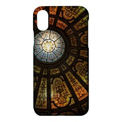 Art Ceiling Dome Pattern Apple Iphone X Hardshell Case