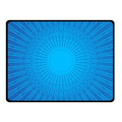 Background Rays Background Image Fleece Blanket (small) by Wegoenart