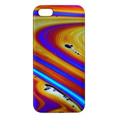 Soap Bubble Color Colorful Iphone 5s/ Se Premium Hardshell Case