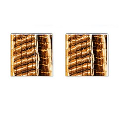 Abstract Architecture Background Cufflinks (square)