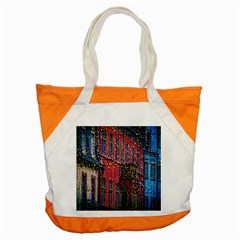 Lichterkette Christmas Decorations Accent Tote Bag by Wegoenart