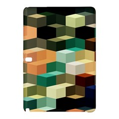 Art Design Color Pattern Creative Samsung Galaxy Tab Pro 10 1 Hardshell Case