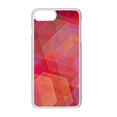Abstract Background Texture Apple Iphone 8 Plus Seamless Case (white) by Wegoenart