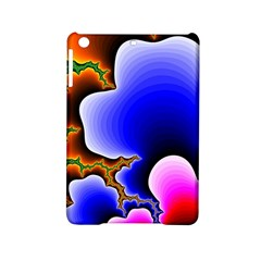 Fractal Background Pattern Color Ipad Mini 2 Hardshell Cases
