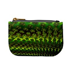 Fractal Gradient Colorful Infinity Mini Coin Purse