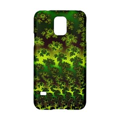 Fractal Gradient Colorful Infinity Samsung Galaxy S5 Hardshell Case  by Wegoenart