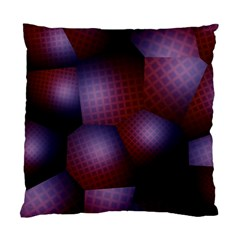 Fractal Rendering Standard Cushion Case (two Sides)