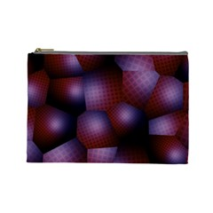 Fractal Rendering Cosmetic Bag (large)