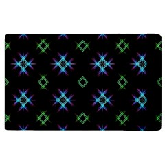 Background Abstract Vector Fractal Apple Ipad 3/4 Flip Case by Wegoenart