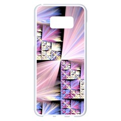 Fractal Art Artwork Digital Art Samsung Galaxy S8 Plus White Seamless Case by Wegoenart