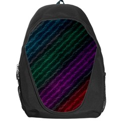 Background Texture Pattern Backpack Bag by Wegoenart