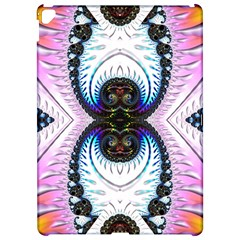 Pattern Texture Fractal Colorful Apple Ipad Pro 12 9   Hardshell Case
