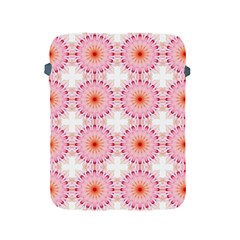Make A Wish Banner Fractals Pink Apple Ipad 2/3/4 Protective Soft Cases by Wegoenart