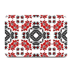 Ornament Seamless Pattern Element Plate Mats