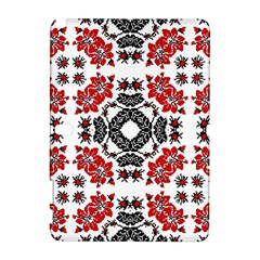Ornament Seamless Pattern Element Samsung Galaxy Note 10 1 (p600) Hardshell Case