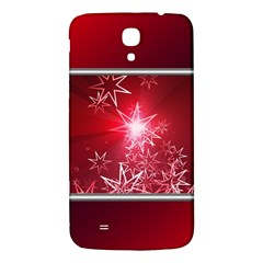 Christmas Candles Samsung Galaxy Mega I9200 Hardshell Back Case