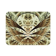 Pattern Nature Desktop Fractals Double Sided Flano Blanket (mini)
