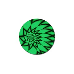 The Fourth Dimension Fractal Golf Ball Marker (10 Pack)