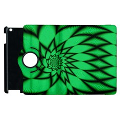 The Fourth Dimension Fractal Apple Ipad 2 Flip 360 Case