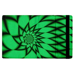 The Fourth Dimension Fractal Ipad Mini 4 by Wegoenart