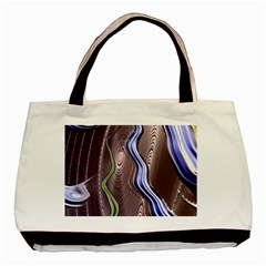 Art Design Decoration Card Color Basic Tote Bag (two Sides) by Wegoenart