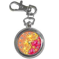 Fractal Math Mathematics Science Key Chain Watches