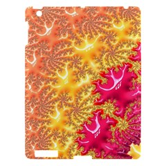 Fractal Math Mathematics Science Apple Ipad 3/4 Hardshell Case