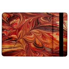 Marbled Paper Mottle Color Movement Ipad Air 2 Flip