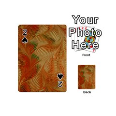 Mottle Color Movement Colorful Playing Cards 54 (mini)