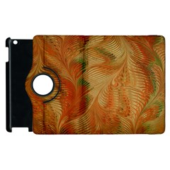 Mottle Color Movement Colorful Apple Ipad 3/4 Flip 360 Case by Wegoenart