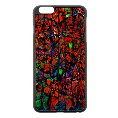Dance  Of The  Forest 1 Apple Iphone 6 Plus/6s Plus Black Enamel Case by Azure