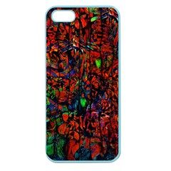 Dance  Of The  Forest 1 Apple Seamless Iphone 5 Case (color)
