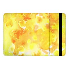 Yellow Party Samsung Galaxy Tab Pro 10 1  Flip Case by TimelessDesigns