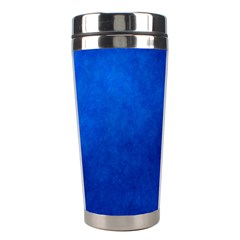 Amazing Blue Stainless Steel Travel Tumblers by FEMCreations