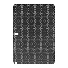 Circle Chic Grey Samsung Galaxy Tab Pro 10 1 Hardshell Case