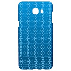 Circle Chic Blue Samsung C9 Pro Hardshell Case