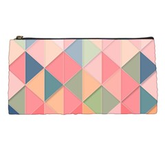 2 Triangles Make A Square Pencil Cases by FEMCreations