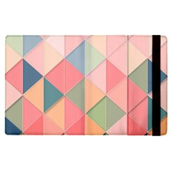2 Triangles Make A Square Ipad Mini 4 by FEMCreations
