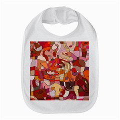 Abstract Fun Bib