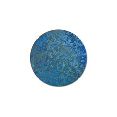Beautifull Blue Golf Ball Marker (10 Pack)