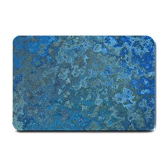 Beautifull Blue Small Doormat