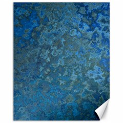 Beautifull Blue Canvas 11  X 14