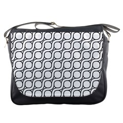 Between Circles Messenger Bag by TimelessFashion