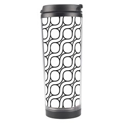 Between Circles Travel Tumbler