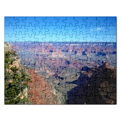Grand Canyon Arizona United States Rectangular Jigsaw Puzzl by StarvinArtisan